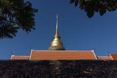 La pagoda di buddismo Fotografia Stock
