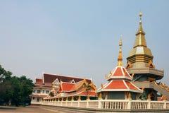 La pagoda di Pho Somporn Fotografie Stock