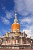 La pagoda en Mahasarakham Fotografía de archivo