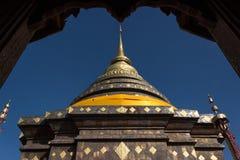 La pagoda hermosa Imágenes de archivo libres de regalías