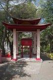 La pagoda hong hien el frejus Francia del tu Imagen de archivo