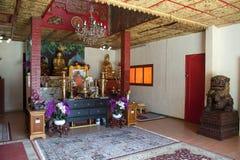 La pagoda hong hien el frejus Francia del tu Imagen de archivo libre de regalías