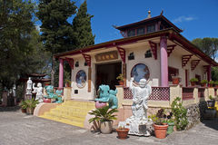 La pagoda hong hien el frejus Francia del tu Fotografía de archivo libre de regalías