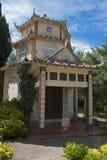 La pagoda hong hien el frejus Francia del tu Foto de archivo