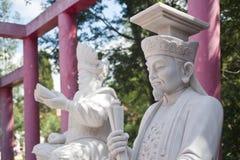 La pagoda hong hien la estatua de Francia del frejus del tu Imágenes de archivo libres de regalías