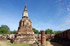 La pagoda modeste Photographie stock