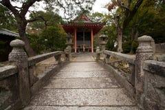 La pagoda più alta del Giappone Fotografia Stock Libera da Diritti
