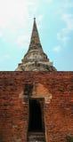 La pagoda vieja Imágenes de archivo libres de regalías