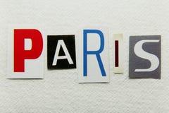 París Imagen de archivo