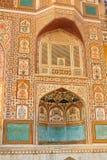 La Palais-forteresse dans l'Inde photos libres de droits