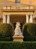 La Palau de Pedralbes Entrance, Barcelone. photographie stock libre de droits