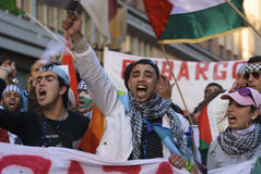 la Palestine libre Photo libre de droits