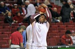 La pallacanestro 2013 degli uomini del NCAA Fotografie Stock