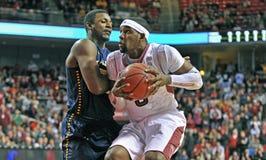 La pallacanestro 2013 degli uomini del NCAA Fotografia Stock Libera da Diritti