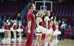 2014 la pallacanestro degli uomini del NCAA - TEMPIO contro LIU Fotografie Stock Libere da Diritti