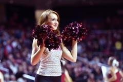 2015 la pallacanestro degli uomini del NCAA - Tempio-Houston Immagini Stock