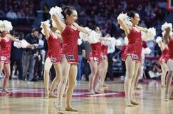 2015 la pallacanestro degli uomini del NCAA - Tempio-Tulsa Immagine Stock Libera da Diritti