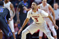2015 la pallacanestro degli uomini del NCAA - Tempio-Tulsa Fotografia Stock