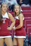 2015 la pallacanestro degli uomini del NCAA - Tempio-Tulsa Fotografie Stock Libere da Diritti