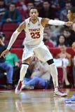 2015 la pallacanestro degli uomini del NCAA - Tempio-Tulsa Immagine Stock