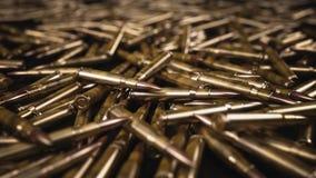 La pallottola sguscia il fondo - illustrazione 3D Fotografie Stock Libere da Diritti
