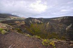 La Palma, Caldera Taburiente stock image