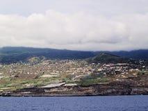 La Palma Coastline, Canary Islands Royalty Free Stock Image