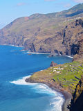 La Palma Coastline, Canary Islands Stock Photos