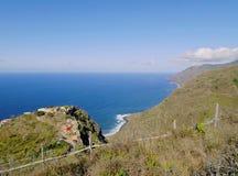 La Palma Coastline, Canary Islands Royalty Free Stock Photography