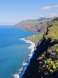 La Palma Coastline, Canary Islands Stock Photos