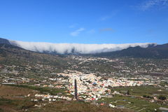 La Palma, Ilhas Canárias Foto de Stock Royalty Free