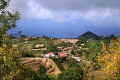 La Palma Island Stock Photo