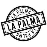 La Palma rubber stamp Stock Photos