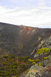 La Palma, Volcano de Teneguia Stock Image