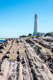 La Paloma lighthouse Uruguay Stock Photo