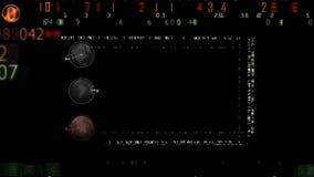La pantalla táctil controla SCIFI