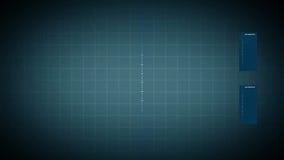 La pantalla táctil controla SCIFI libre illustration