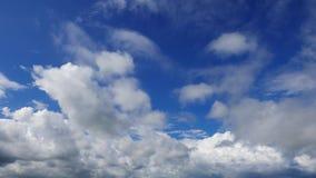 La paralaje se nubla Timelapse 04 de largo metrajes