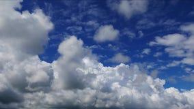 La paralaje se nubla Timelapse 03 de largo metrajes