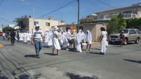 La parata dal Messico fotografie stock