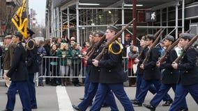 La parata 2015 del giorno di San Patrizio 197 Fotografia Stock