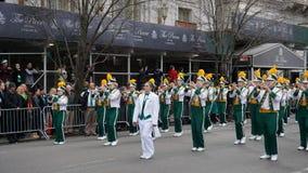 La parata 2015 del giorno di San Patrizio 43 Fotografia Stock