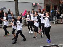 La parata 24 di ballo di 2016 NYC Fotografia Stock