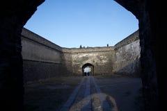 La pared imagen de archivo