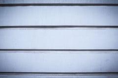 La pared blanca Imagenes de archivo