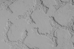 La pared blanca de la piedra Fotos de archivo