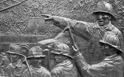 La pared conmemorativa Foto de archivo