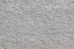 La pared cubierta con yeso áspero gris Fondo imagen de archivo libre de regalías