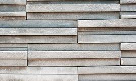 La pared de ladrillo de la textura del azulejo emergió Fotografía de archivo libre de regalías
