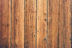La pared de madera áspera, textura de madera, fondo Fotos de archivo libres de regalías